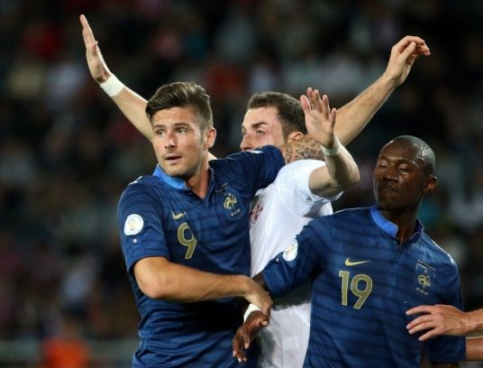 [Dim 29 Mar] Foot Amical : France / Danemark (20h45) en direct sur TF1 !
