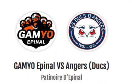 [Ven 03 Avr] Hockey (Ligue Magnus, Finale Match 6) Epinal / Gap, à suivre en direct à 20h15 sur l'Equipe 21 !