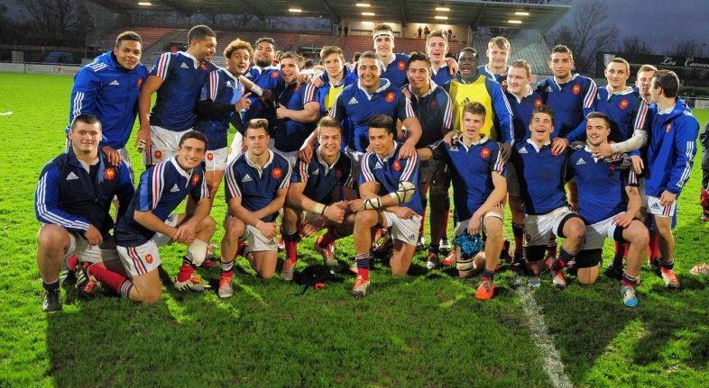 [Sam 04 Avr] Rugby U18 (Finale de l'Euro) France / Georgie, à suivre en direct à 17h00 sur l'Equipe 21 !