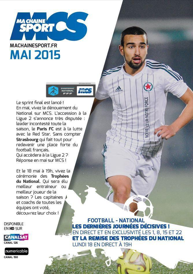 [Info TV] Découvrez les Temps Forts du mois de Mai 2015 à venir sur Ma Chaîne Sport !