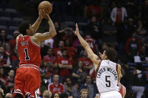 [Sam 25 Avr] NBA (Play-offs) Chicago Bulls @ Milwaukee Bucks, à suivre en direct à 23h30 sur BeIN SPORTS 3 !