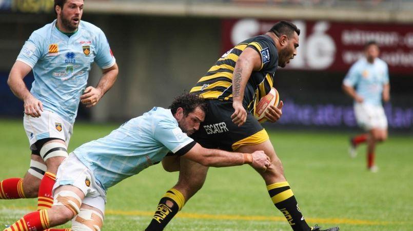 [Dim 10 Mai] Rugby (Pro D2, 30ème Journée) Duplex avec Dax / Biarritz et Albi / Pau, à suivre en direct à 15h05 sur Eurosport !