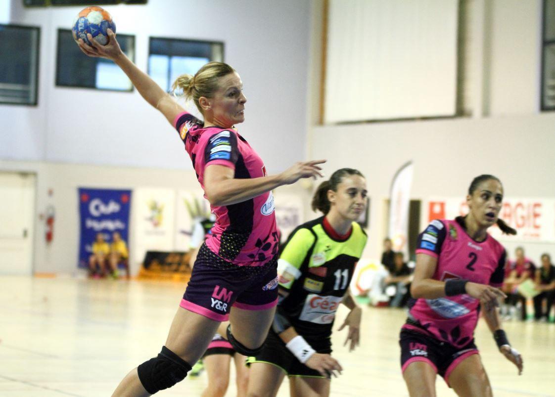 [Dim 10 Mai] Handball (Ligue Féminine, 1/4 Finale Retour) Nîmes / Nantes, à suivre en direct à 17h15 sur Sport Plus !