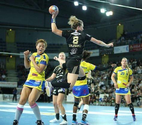 [Mer 20 Mai] Handball (Ligue Féminine, 1/2 Finale Retour) Issy-Paris / Metz, à suivre en direct à 20h30 sur Sport Plus !