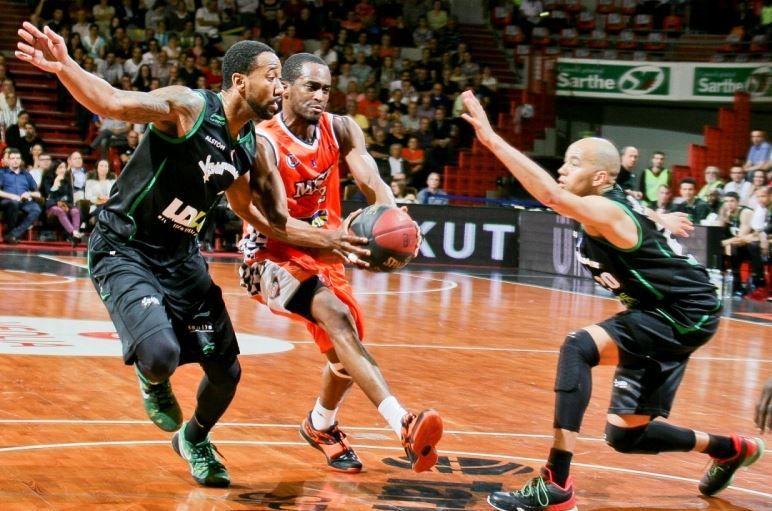[Sam 23 Mai] Basket (1/4 Finale Aller) Le Mans / Villeurbanne, à suivre en direct à 19h00 sur Canal Plus Sport !
