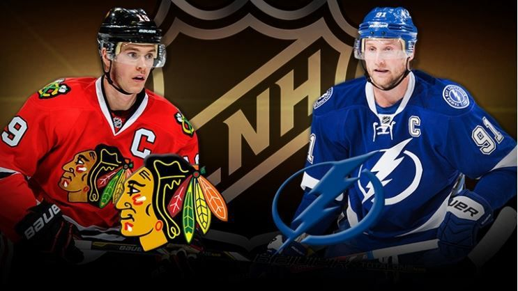 [Jeu 04 Juin] NHL (Finale Stanley Cup Game 1) Chicago Blackhawks @ Tampa Bay Lightnings, à suivre en direct à 02h05 sur Canal Plus !