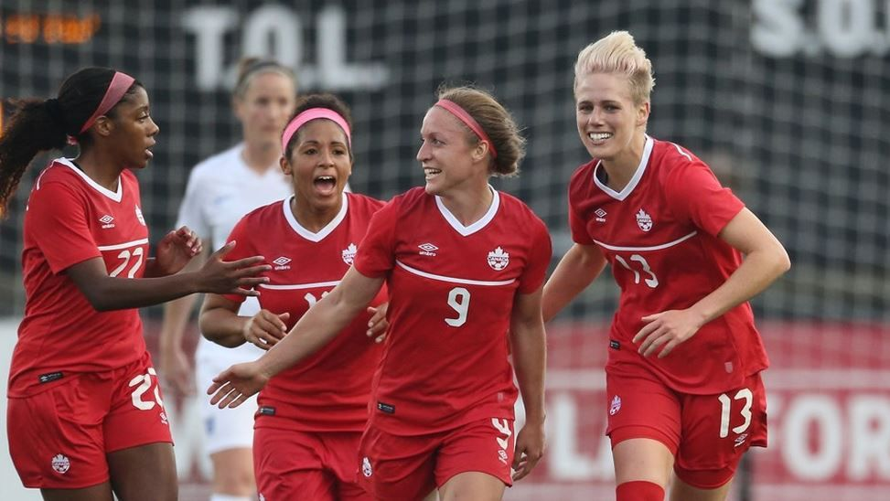[Sam 06 Juin] Foot (Coupe du Monde Féminine) Canada / Chine, à suivre en direct dès 23h45 sur W9 et Eurosport !