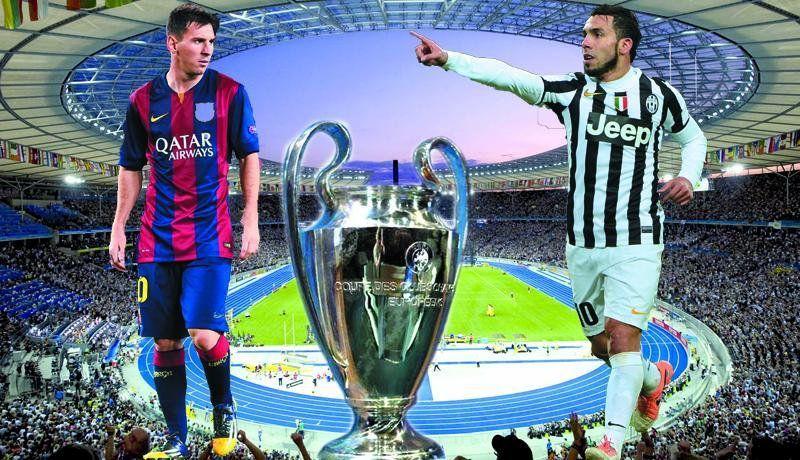 [Sam 06 Juin] Ligue des Champions 2015 (FINALE) : Barcelone / Juventus (20h45) en direct sur TF1 et CANAL+ !
