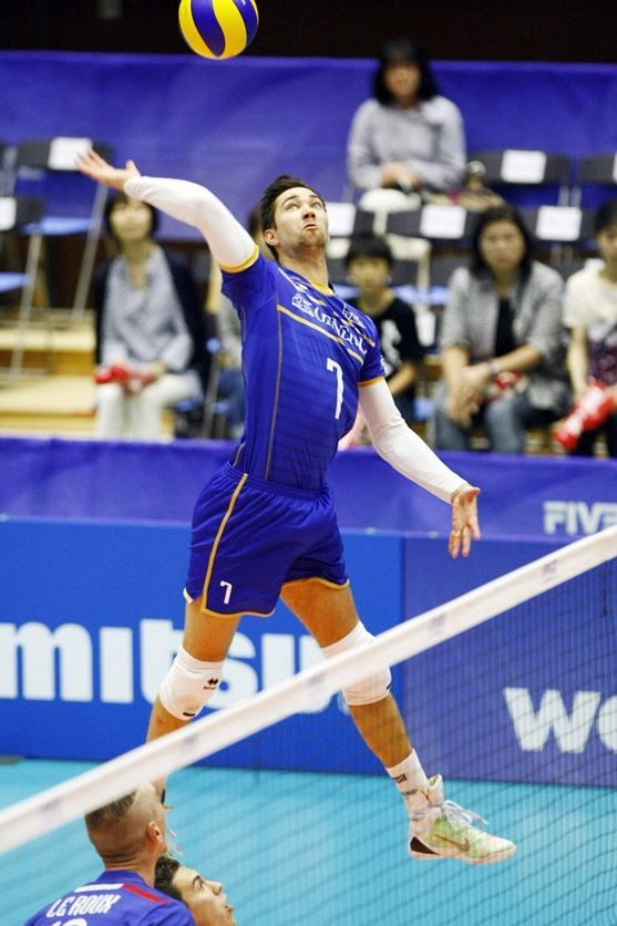 [Dim 07 Juin] Volley (World League, 2ème match) Japon / France, à suivre en direct à 07h00 sur BeIN SPORTS 3 !