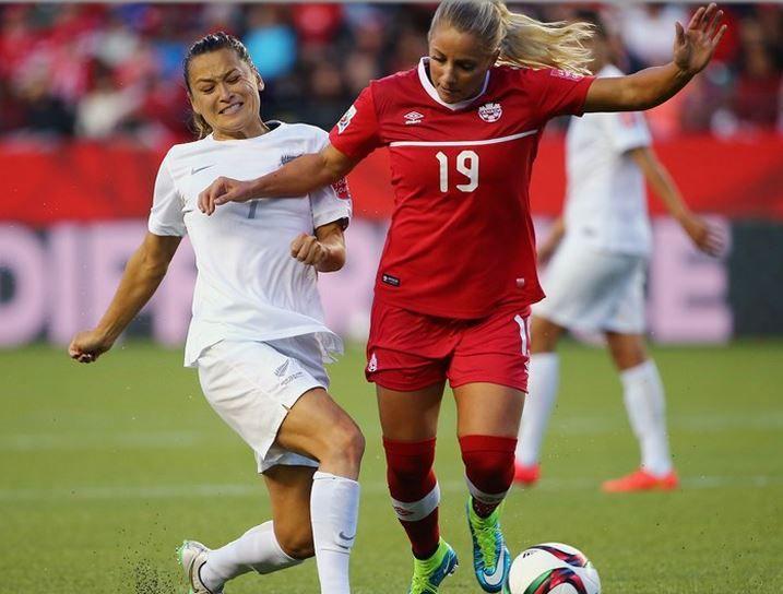 [Nuit du Lun 15 au Mar 16 Juin] Foot (Coupe du Monde Féminine) Pays-Bas / Canada, à suivre en direct à 01h30 sur W9 et Eurosport !
