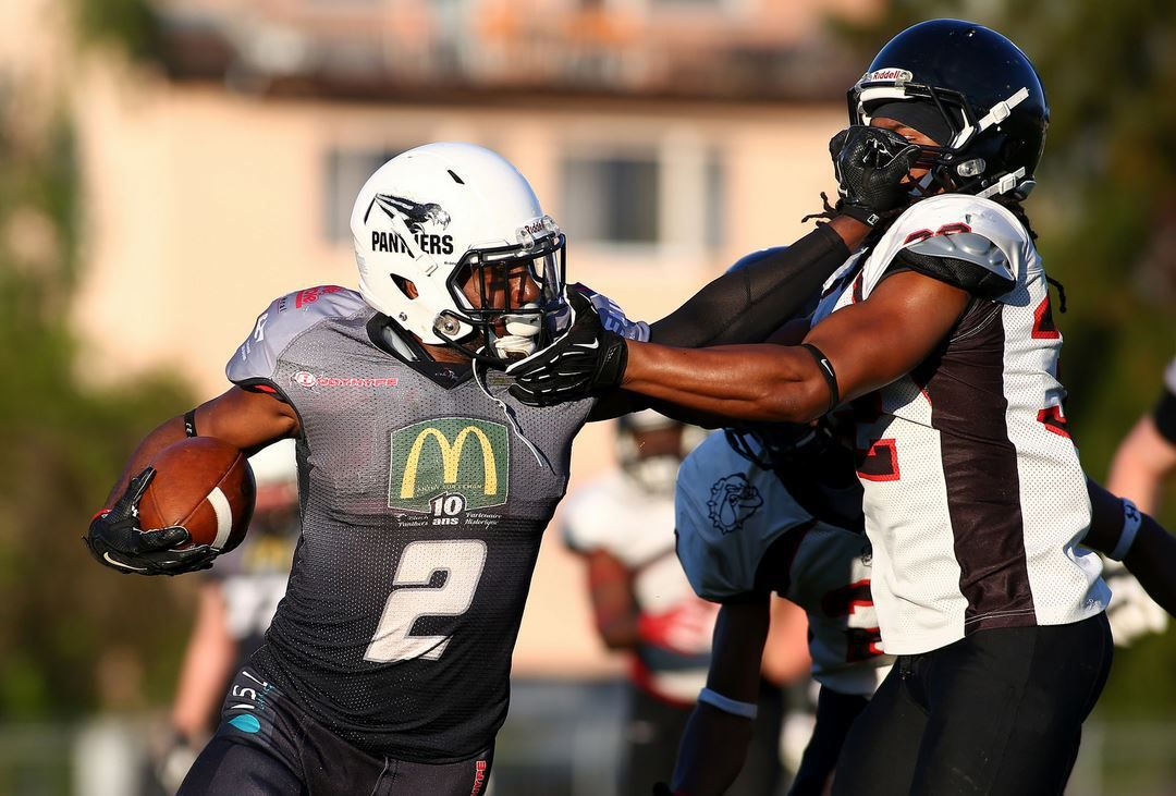 [Sam 20 Juin] Foot US (Finale Casque de Diamant) Cougars de Saint Ouen L'aumone / Black Panthers Football Thonon, à suivre en direct à 18h00 sur le site de la FFFA et  Onrewind.tv !