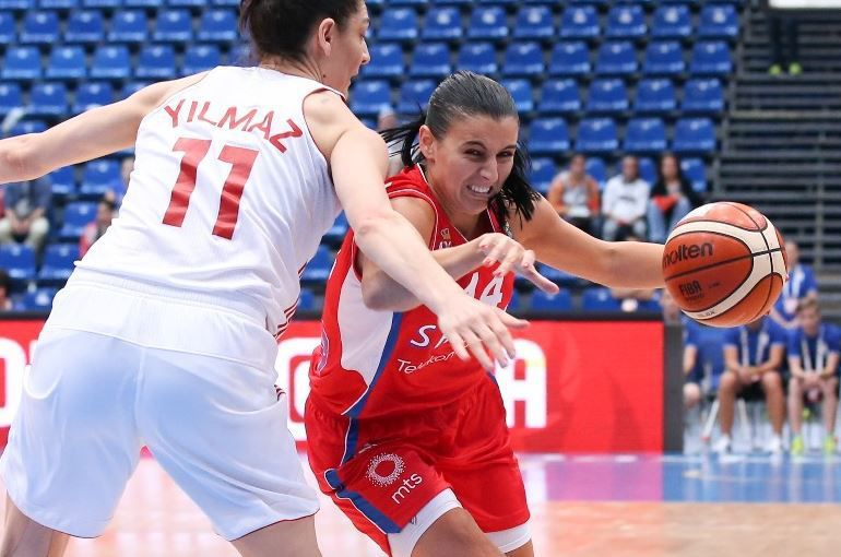 [Ven 26 Juin] Basket (Euro Féminin 2015, 1/2 Finale) Bélarus / Serbie, à suivre en direct à 18h00 sur Canal Plus Sport !