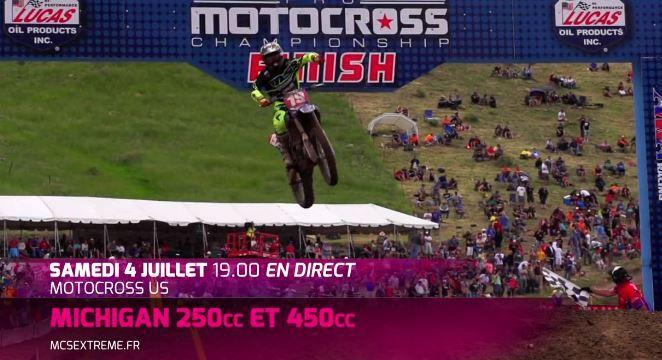 [Sam 04 Juil] AMA Motocross US - La 7ème Etape à suivre en direct à 19h00 sur Ma Chaîne Sport Extrême !
