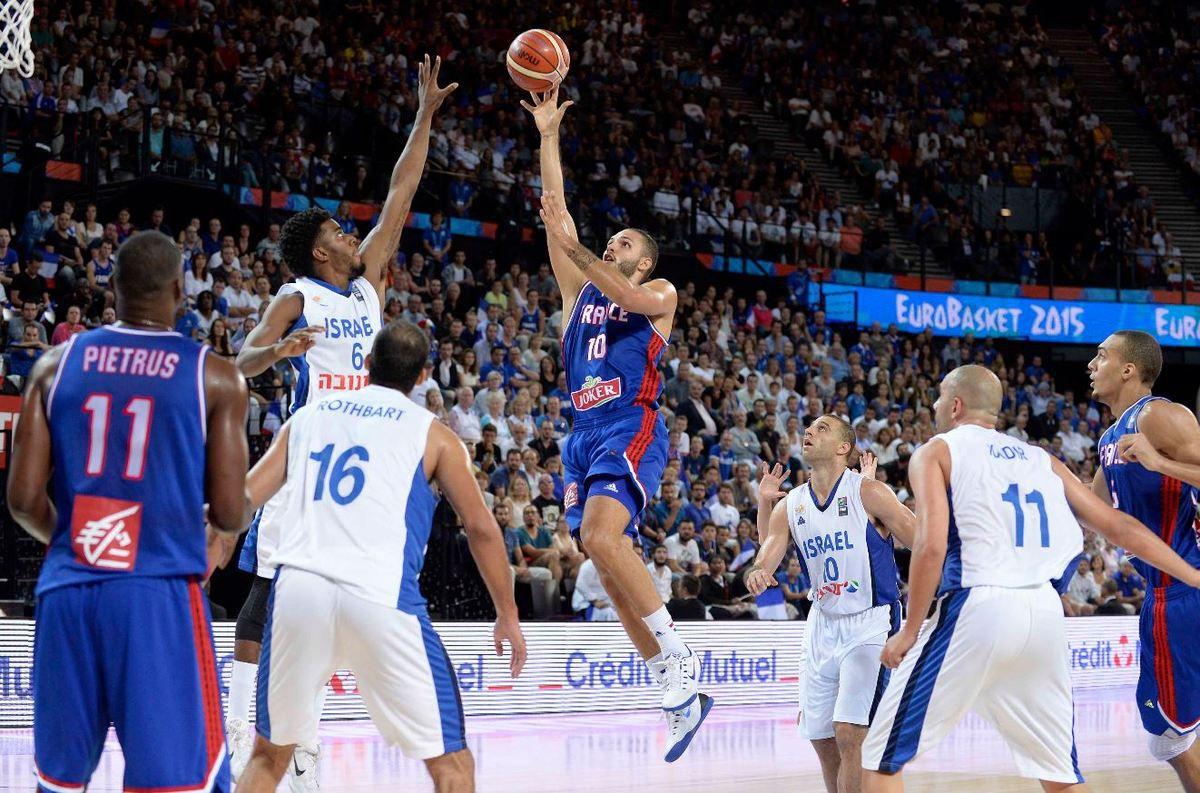 [Sam 12 Sept] Basket (Euro 2015, 1/8ème de Finale) France / Turquie, à suivre en direct à 21h00 sur Canal Plus Sport !