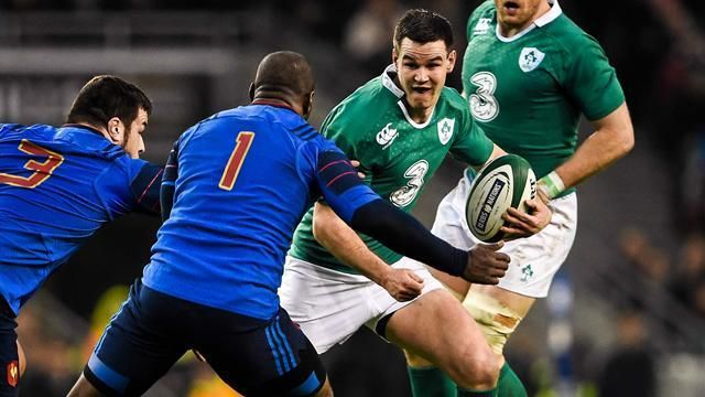 [Dim 11 Oct] Rugby Coupe du Monde 2015 : Irlande / France (17h45) en direct sur TF1 !