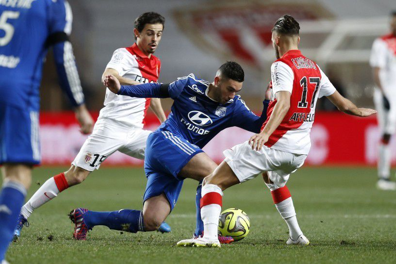 [Ven 16 Oct] Ligue 1 (J10) : Monaco / Lyon (20h30) en direct sur CANAL+ et beIN SPORTS 1 !