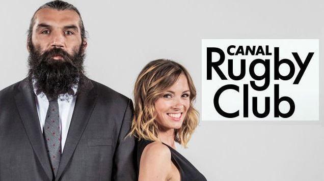 [Infos TV] Rugby - Lancement du Canal Rugby Club ce dimanche à 18h15 !