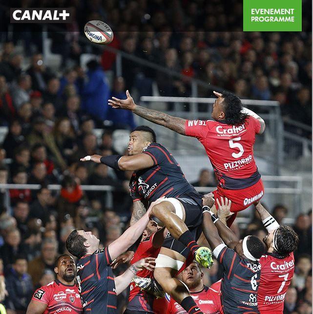 """[Infos TV] Rugby - Découvrez le Programme TV du """"Boxing Day"""" de la 11ème journée du Top 14 !"""