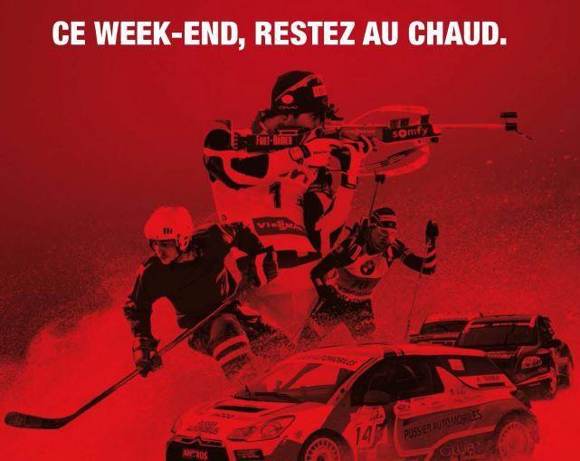 [Infos TV] L'Equipe 21 vous propose de passer le week-end au chaud, découvrez la programmation spéciale de samedi et dimanche  !