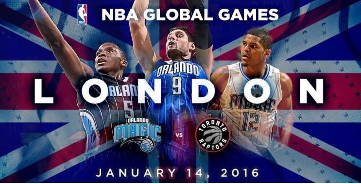[Jeu 14 Jan] NBA (Global Games) Toronto Raptors vs Orlando Magic, à suivre en direct à 21h00 sur BeIN SPORTS 1 !