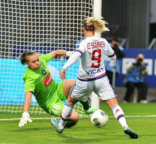[Mer 23 Mar] Women's Champions League (1/4 Aller) Lyon / Slavia de Prague, à suivre en direct à 19h00 sur beIN SPORTS 1 !