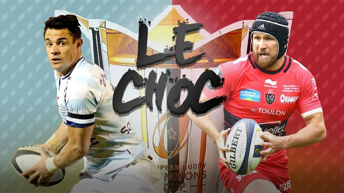 [Dim 10 Avr] Rugby Champion's Cup : Toulon / Racing 92 (17h00) en direct sur BEIN 2 et FRANCE 2 !