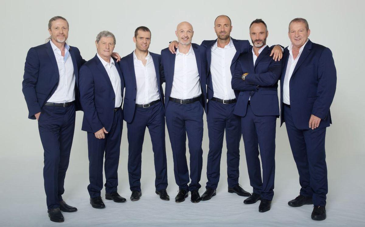 """[Infos TV] Découvrez ce lundi sur SFR Sport 1 """"Le Vestaire"""",  un nouveau show quotidien avec la Dream Team foot de SFR !"""