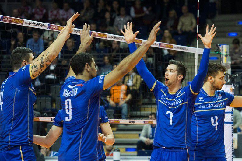 [Droits TV] L'Equipe achète les championnats d'Europe de Volley-Ball