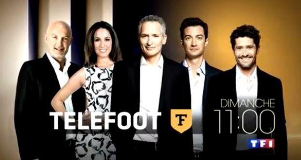 [Infos TV]  Téléfoot à suivre ce dimanche à 11h00 ! Découvrez le sommaire de l'émission !