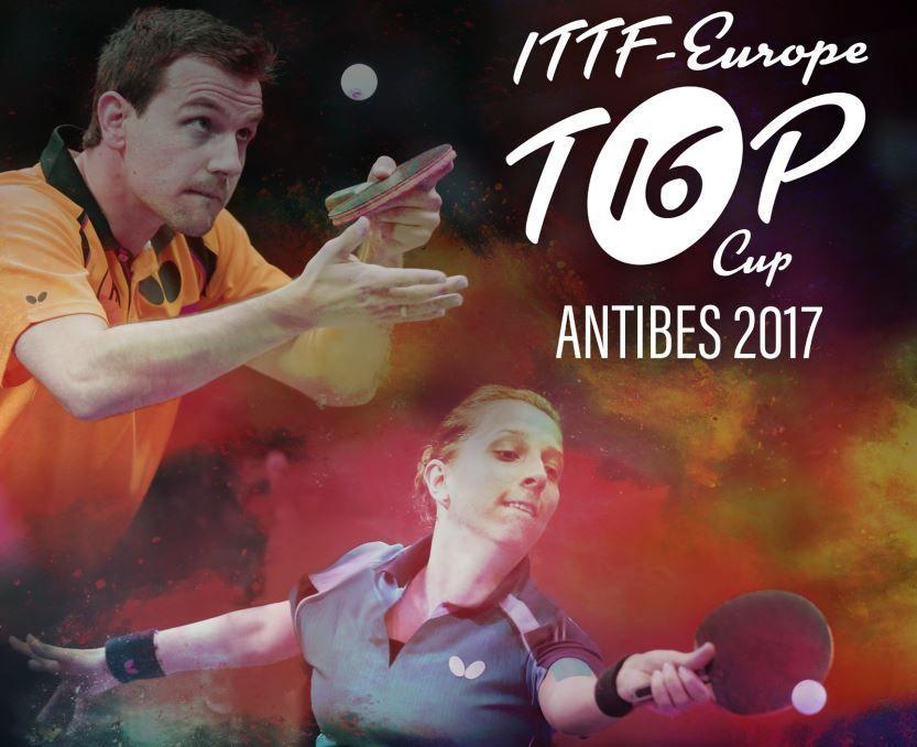 [Infos TV] Les finales du Top 16 européen de tennis de table à suivre ce dimanche sur la chaîne L'Équipe !