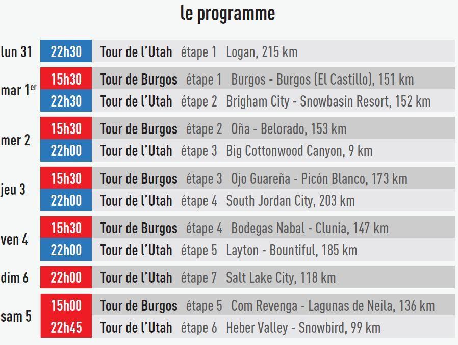 [Infos TV] Dès lundi 31 juillet, le cyclisme s'installe sur la chaîne L'Équipe !