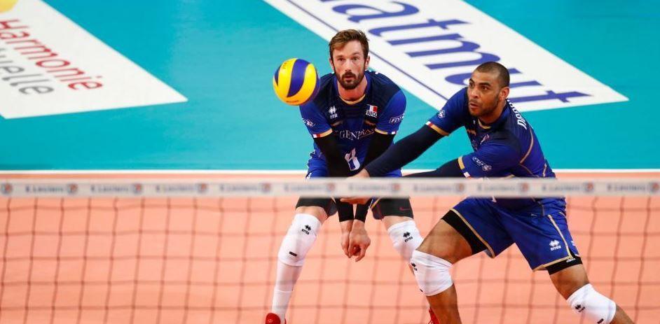 [Infos TV] Le Championnat d'Europe de volley en clair et en direct sur la chaîne L'Équipe