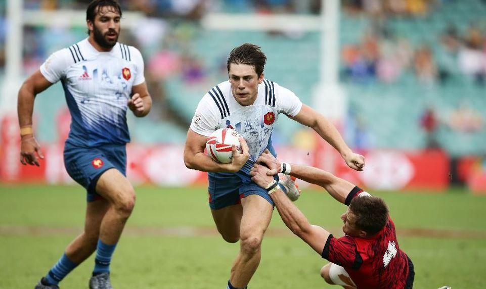 [Infos TV] Reprise du Circuit Mondial de Rugby à 7 ce week-end sur Canal + et Rugby +