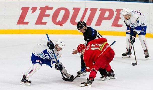 [Droits TV] le retour du Hockey sur la chaîne l'Equipe !