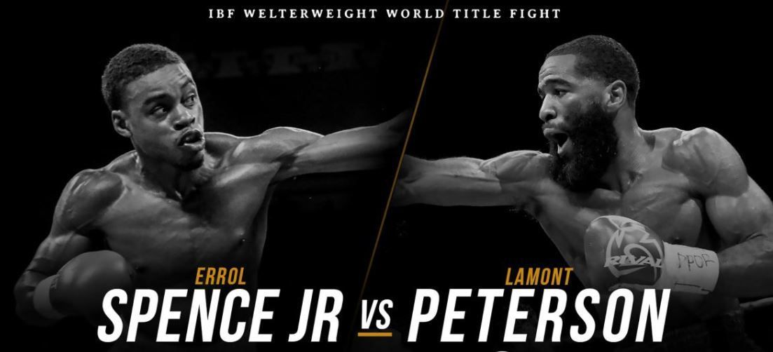 [Infos TV] Boxe - Errol Spence Jr vs Lamont Peterson en direct ce week-end sur beIN SPORTS 2 !