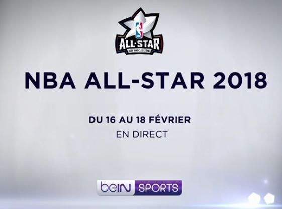 [Infos TV] Le NBA All Star Game à suivre du 16 au 18/02 sur beIN SPORTS !