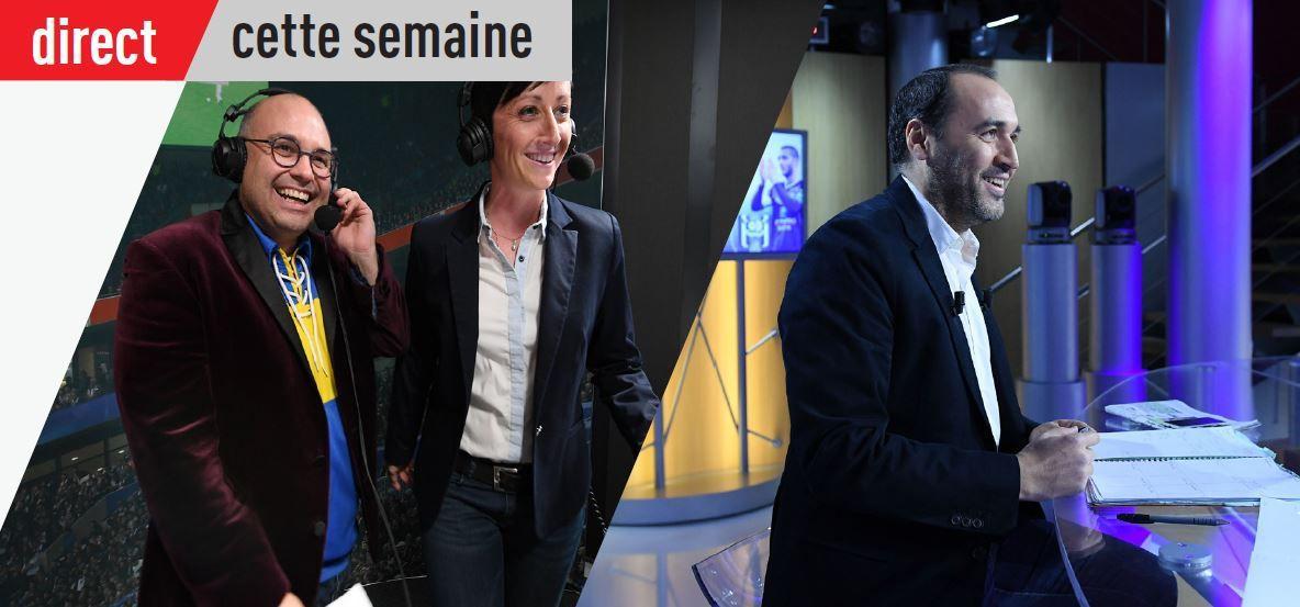 [Infos TV] 4 Grandes soirées Foot cette semaine sur la chaîne l'Equipe !