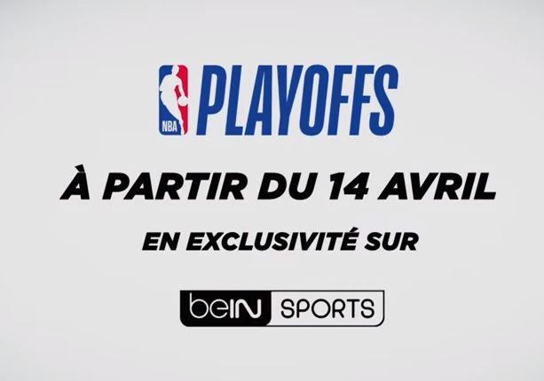 [Infos TV] les Playoffs NBA à suivre en direct sur beIN SPORTS !