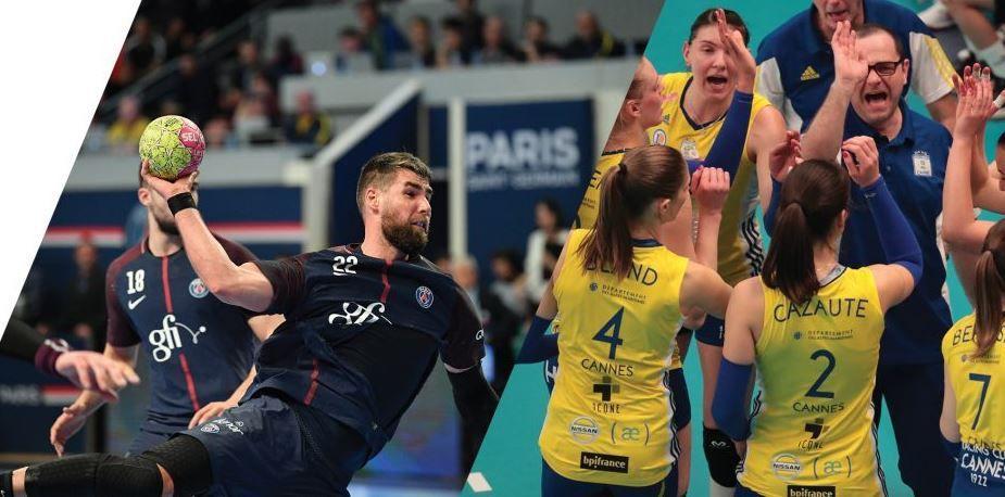 [Infos TV] Les finales de handball et de volley ce week-end sur L'Équipe !
