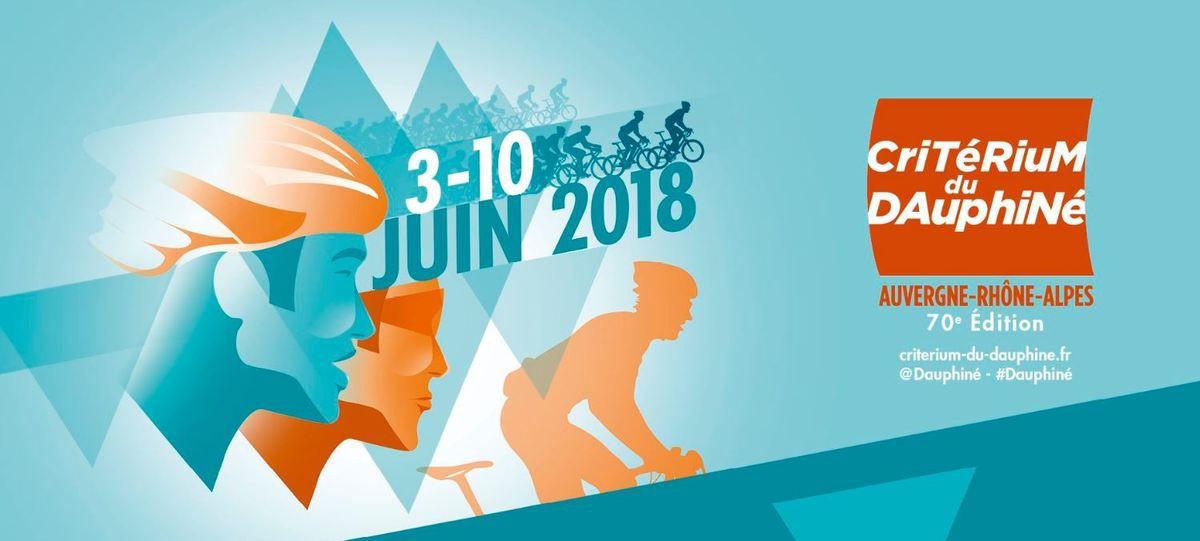 [Infos TV] Le Critérium du Dauphiné à suivre du 03 au 10 juin sur France 3 !