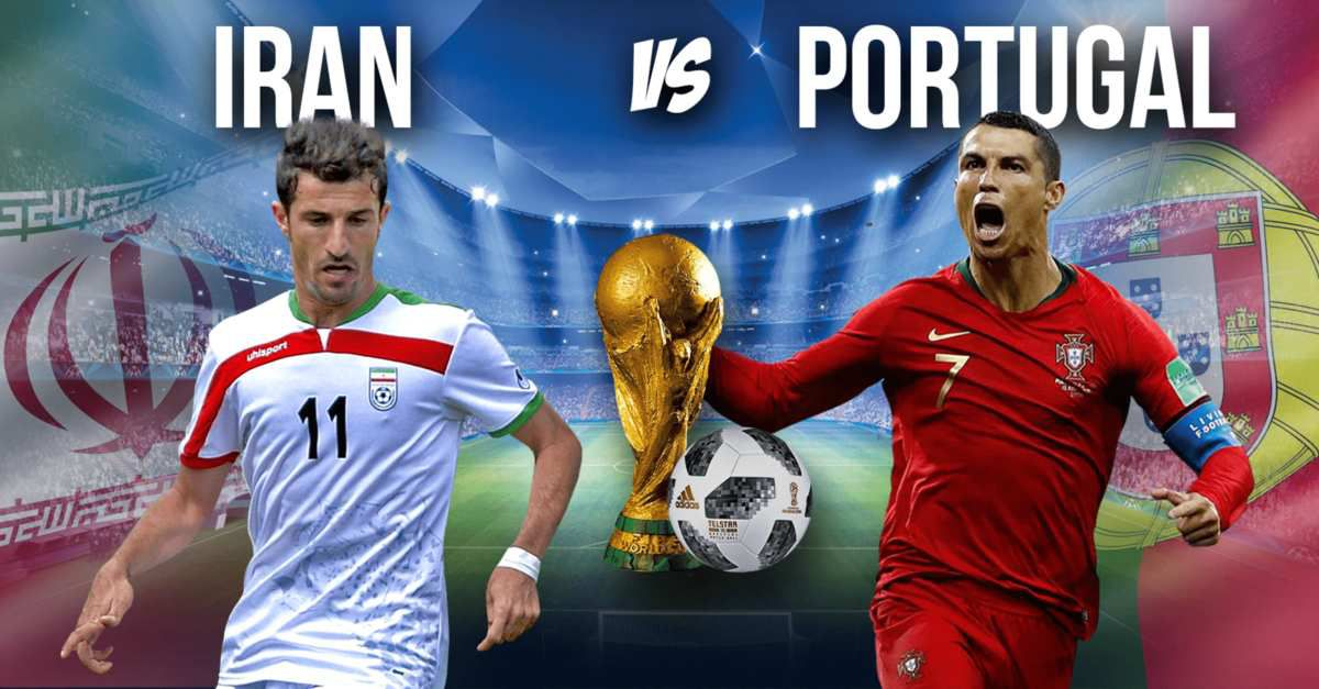 [Lun 25 Juin] Coupe du Monde 2018. Iran / Portugal (20h00) en direct sur TF1 et beIN SPORTS 2 !