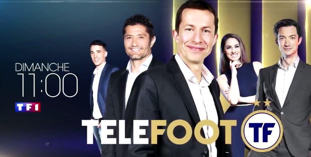 [Infos TV] Didier Deschamps et Vadim Vasilyev invités de Téléfoot ce dimanche !