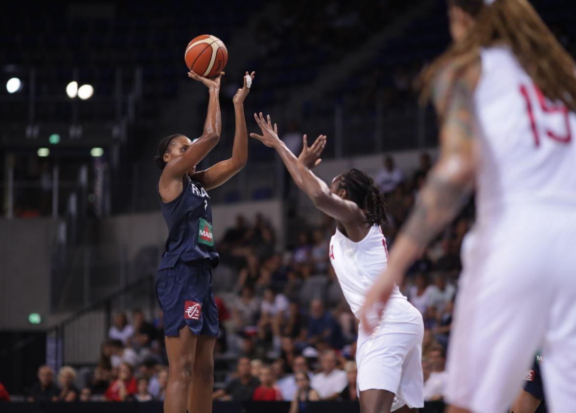 [Infos TV] Le Mondial de Basket Féminin à suivre sur les antennes de Canal Plus !