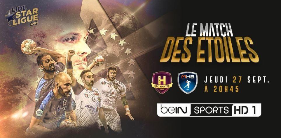 [Infos TV] Lidl Starligue - Nantes / Montpellier ce jeudi à 20h45 sur beIN SPORTS 1 !