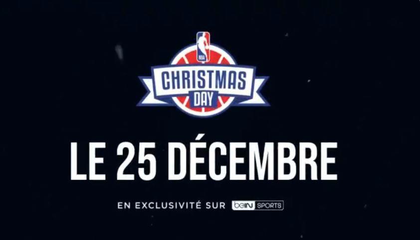 [Basket] Découvrez le programme TV du NBA Christmas Day à suivre sur beIN SPORTS !
