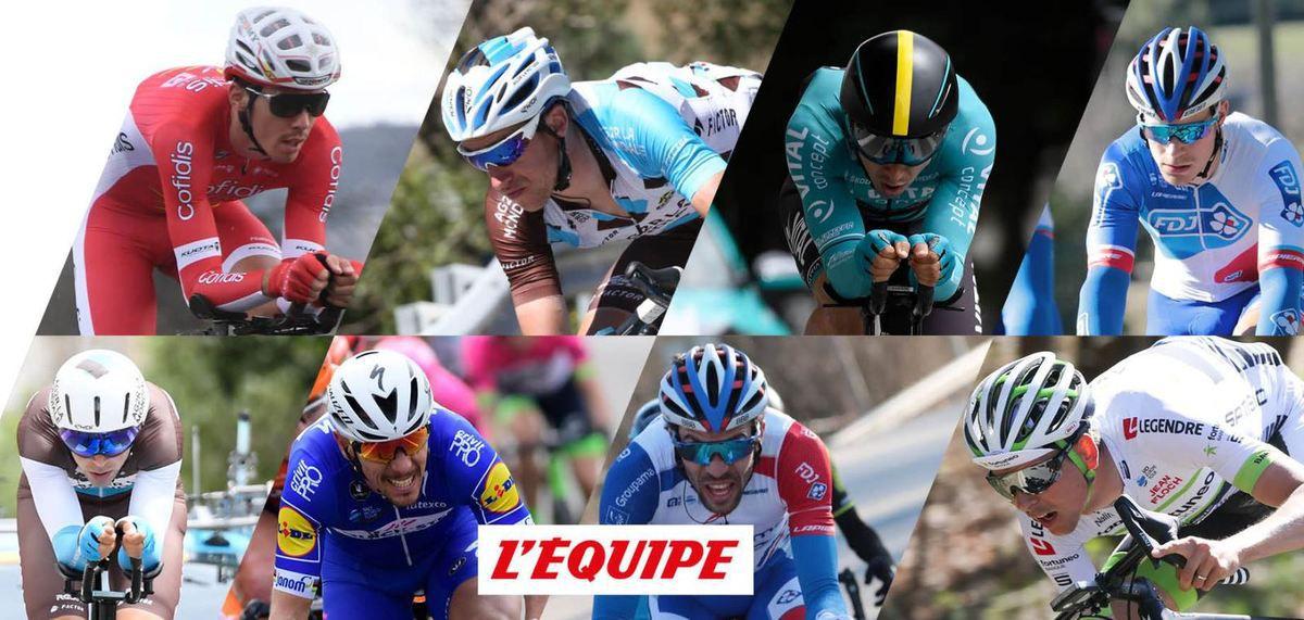 [Cyclisme] L'Étoile de Bessèges et le Tour de la Provence pour l'ouverture de la saison cycliste sur la chaîne L'Équipe !