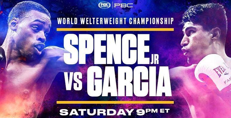 [Boxe] ERROL SPENCE JUNIOR vs MIKEY GARCIA, nuit du 16 au 17 mars à 01h55 sur beIN SPORTS 2 !