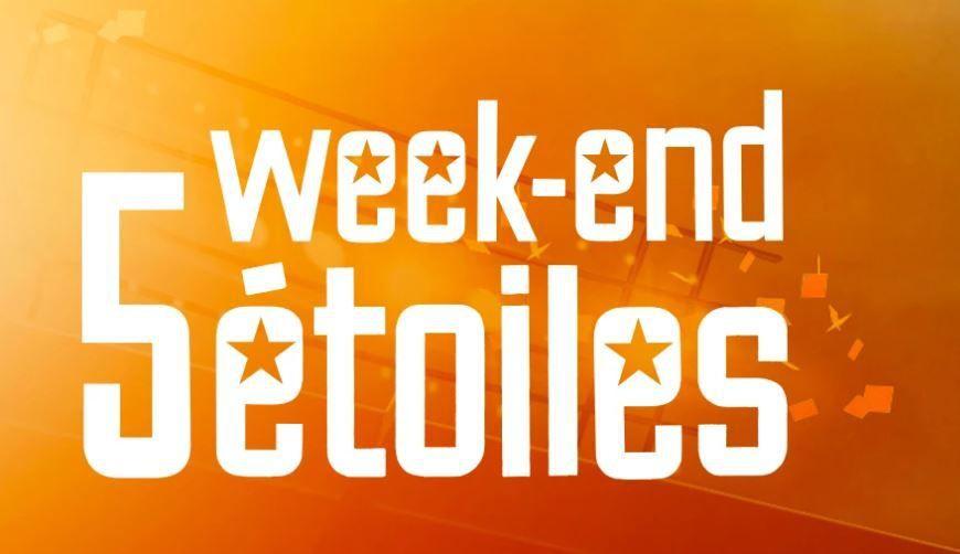 [Infos TV] Découvrez le programme exceptionnel du Week-end 5 étoiles des chaînes Canal Plus !