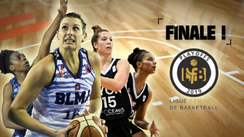 [Basket] La Finale Dame Lyon Villeurbanne / Lattes Montpellier à suivre ce jeudi sur RMC Sport 2 !