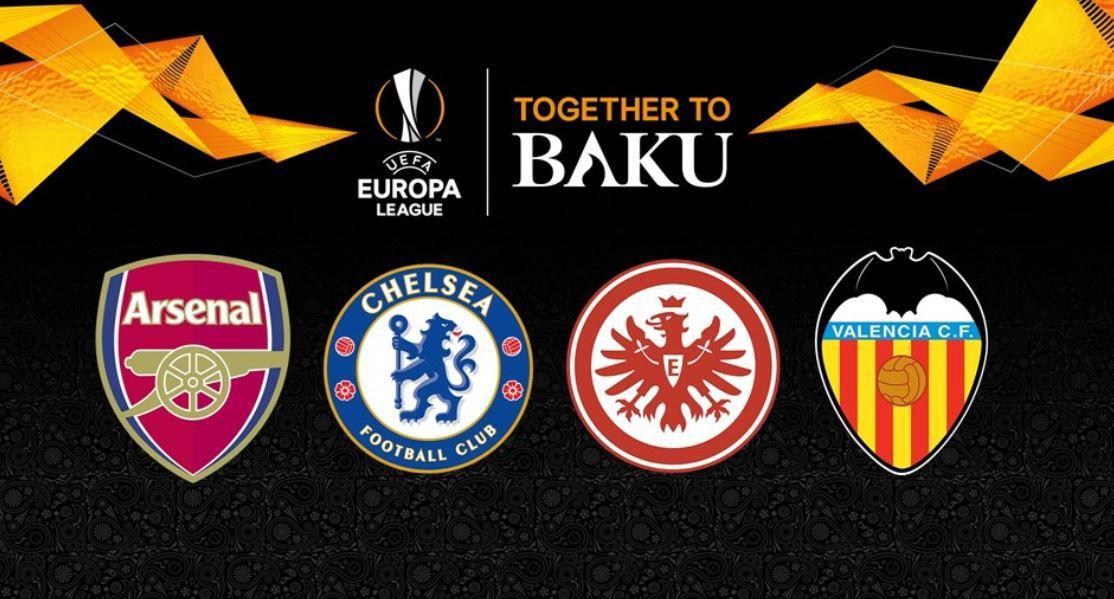 [Foot] Europa League - Valence / Arsenal et Chelsea / Francfort à suivre ce jeudi sur RMC Sport et RMC Story !
